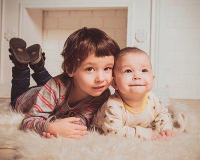 Figli che dividono la camera: aspetti della condivisione degli spazi