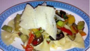Pasta fredda alle verdure