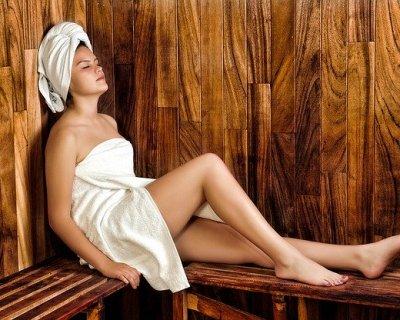 Sauna, tra relax e salute