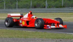 Presentazione della nuova Ferrari F60