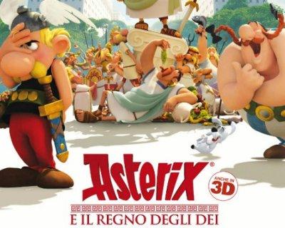 Asterix e il Regno degli Dei in 3D 2014 Film Intero