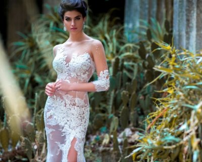 Tendenze abiti da sposa tattoo per il 2015