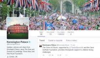 William e Kate approdano su Twitter