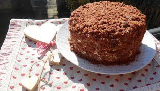 Red velvet cake per un dolce San Valentino