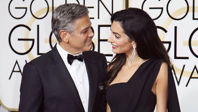 George Clooney e Amal Alamuddin: aria di crisi?