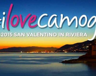 San Valentino innamorati a Camogli 2015: la manifestazione dedicata all'amore