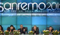 Sanremo 2015, la conferenza stampa