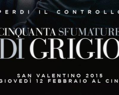 50 sfumature di Grigio, finalmente nei cinema l'attesissimo film hot