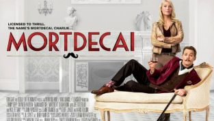 Mortdecai, la commedia rilancio per Johnny Depp