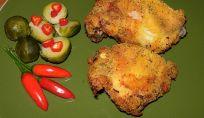 Pollo alla diavola, piccante e gustoso