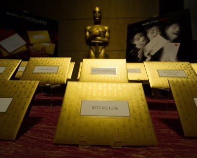 Oscar 2015: the winner is... not you!