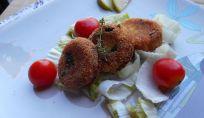 Polpette di zucchine e patate vegetariane
