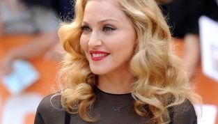 Madonna a Milano ospite di Che tempo che fa