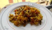 Biryani di verdure, un piatto tipico indiano