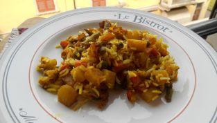La cucina indiana: Biryani di verdure