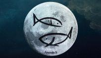 Luna in Pesci