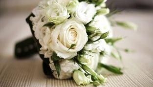Bouquet da sposa a primavera
