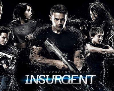 Insurgent, il secondo capitolo della saga di Divergent