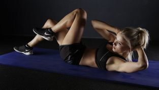 I muscoli addominali alti