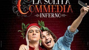 La Solita Commedia - Inferno, il film che rivisita il capolavoro dantesco in chiave comica