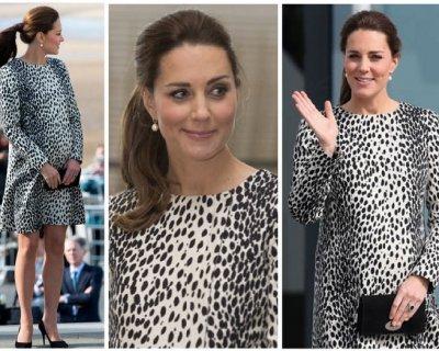 Kate Middleton ama il riciclo... del guardaroba