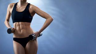 I muscoli addominali bassi