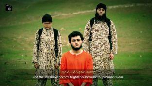 L'Isis fa uccidere a un bambino una presunta spia del Mossad