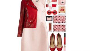 Look della settimana: red candy