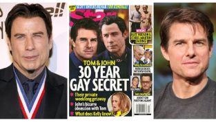 Travolta e Cruise: un passato insieme! A sotenerlo è Star Magazine