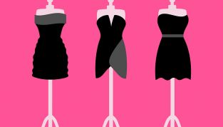 Copia il look di Charlize Theron in bianco