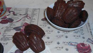 Madeleine al cioccolato, delizie alla francese