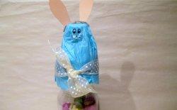 Coniglietti porta ovetti di Pasqua