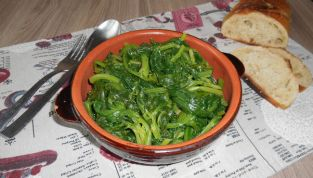 Spinaci in padella per rendere golose le verdure