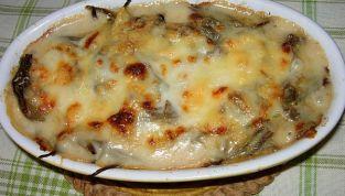 Lasagne ai carciofi, delicatamente buone