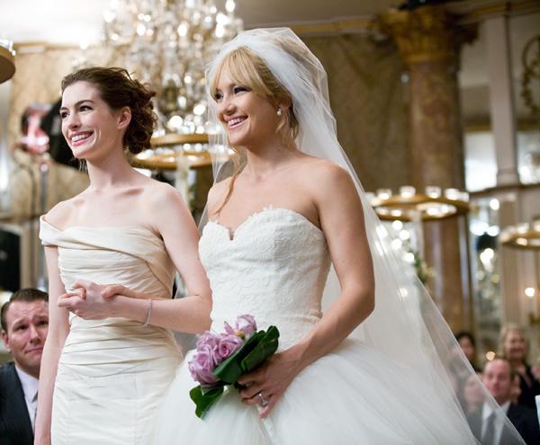 Bride Wars – La mia miglior nemica kate hudson anne hathaway