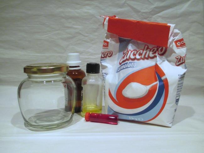 Estremamente Scrub fai da te allo zucchero per la festa della mamma IP93