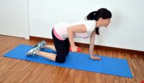 Esercizi per tricipiti per rinvigorire i muscoli delle braccia for 5 esercizi per interno coscia