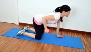 Esercizi per tricipiti per rinvigorire i muscoli delle braccia