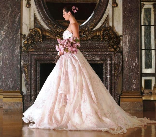 Tendenze sposa 2016: i vestiti più belli dalla New York Bridal week