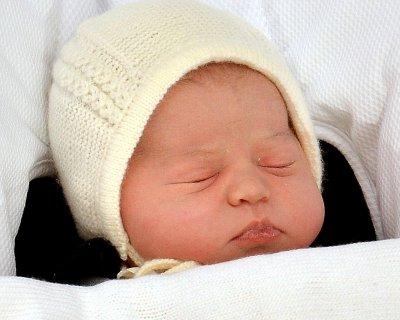 Scelto il nome per la principessina: Charlotte Elizabeth Diana