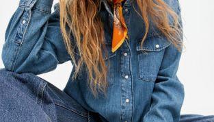 Come abbinare la camicia di jeans