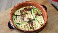 Zucchine alla griglia, un contorno sfizioso
