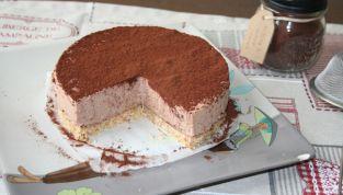 Cheesecake al cioccolato, un dolce delizioso per i golosoni