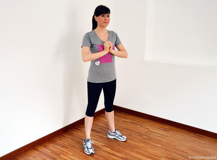 Esercizi per interno coscia per modellare gli adduttori for Workout esterno coscia