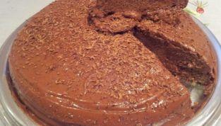 Torta Nutellosa