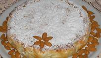 Torta Soave con Mandorle