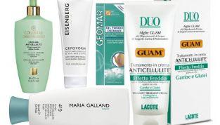 """Cellulite: mettila KO con prodotti """"effetto freddo"""""""