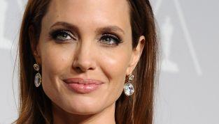 I primi 40 anni di Angelina Jolie