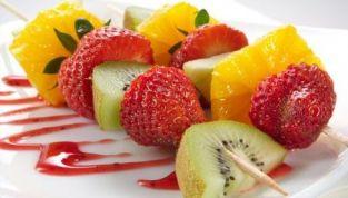 Spiedini Dolci alla Frutta