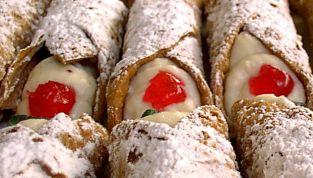 Cannoli Siciliani con Variante Completa